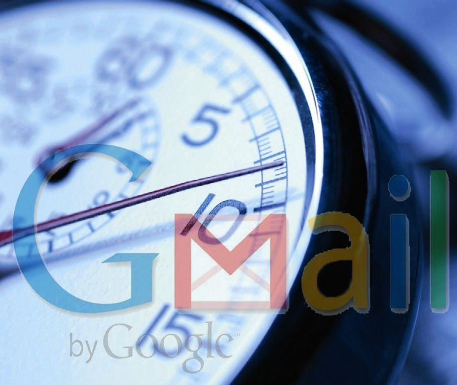 Acelerando Gmail