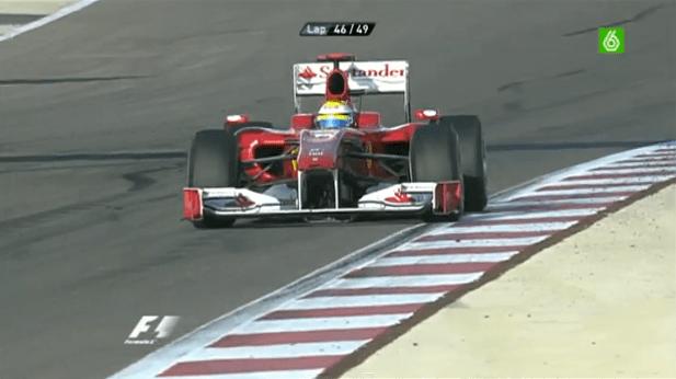 F1 Alonso Gp Bahrein