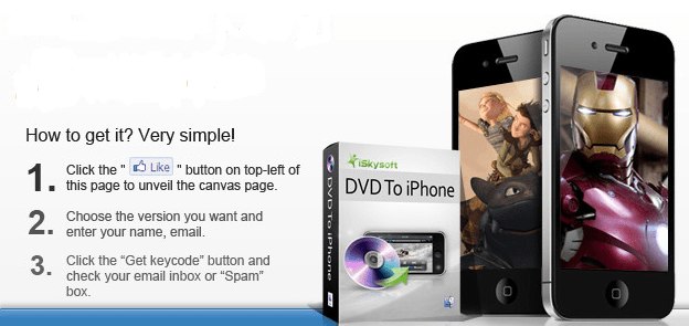 DVD to iPhone Gratis