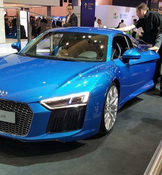 Audi conectado MWC 16