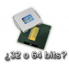Diferencias entre un so con 32 bits o 64 bits electrorincon for Arquitectura 32 o 64 bits
