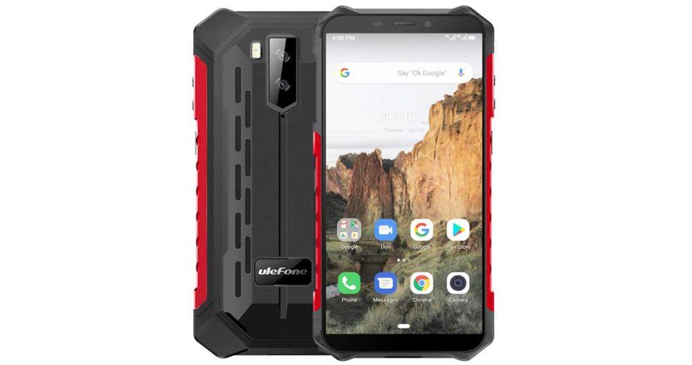 5 móviles Ulefone Armor X3