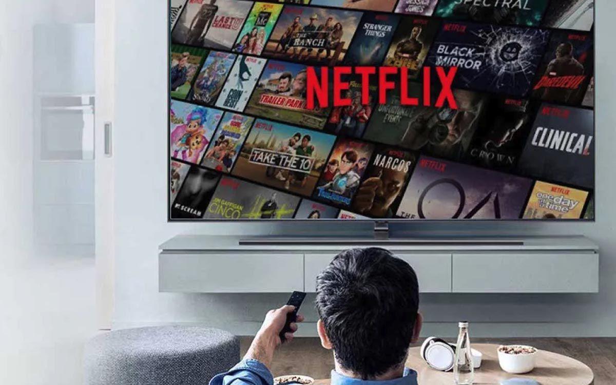 Adicto a Netflix