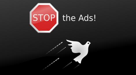 Bloquear la publicidad
