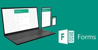 Cómo crear encuestas online usando Microsoft Forms desde el móvil