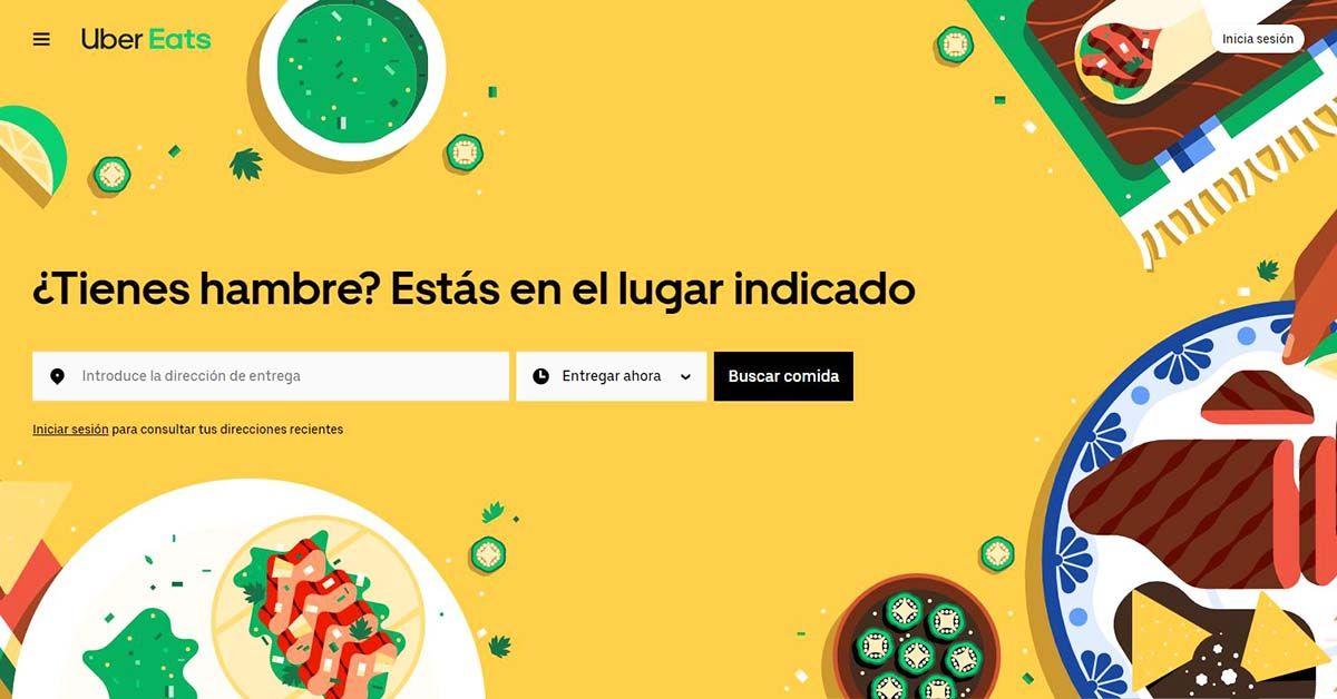 Consigue 15 € gratis para tu primer pedido en Uber Eats España