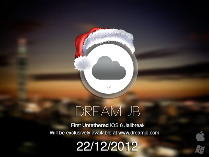 DREAM JB Jailbreak Untethered de iOS 6