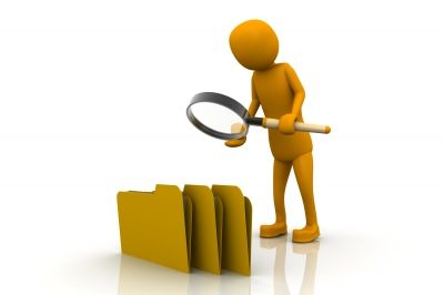 Examinar archivos