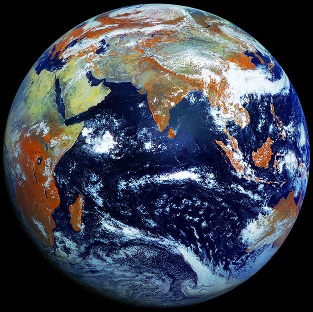 Foto más grande del planeta tierra
