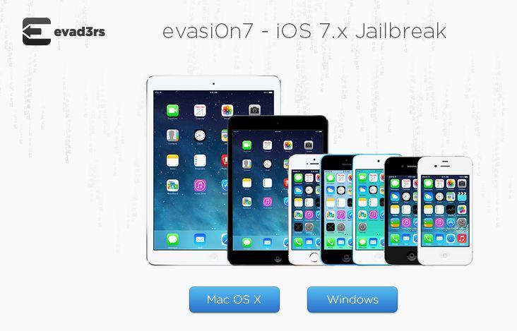 Jailbreak para iOS 7