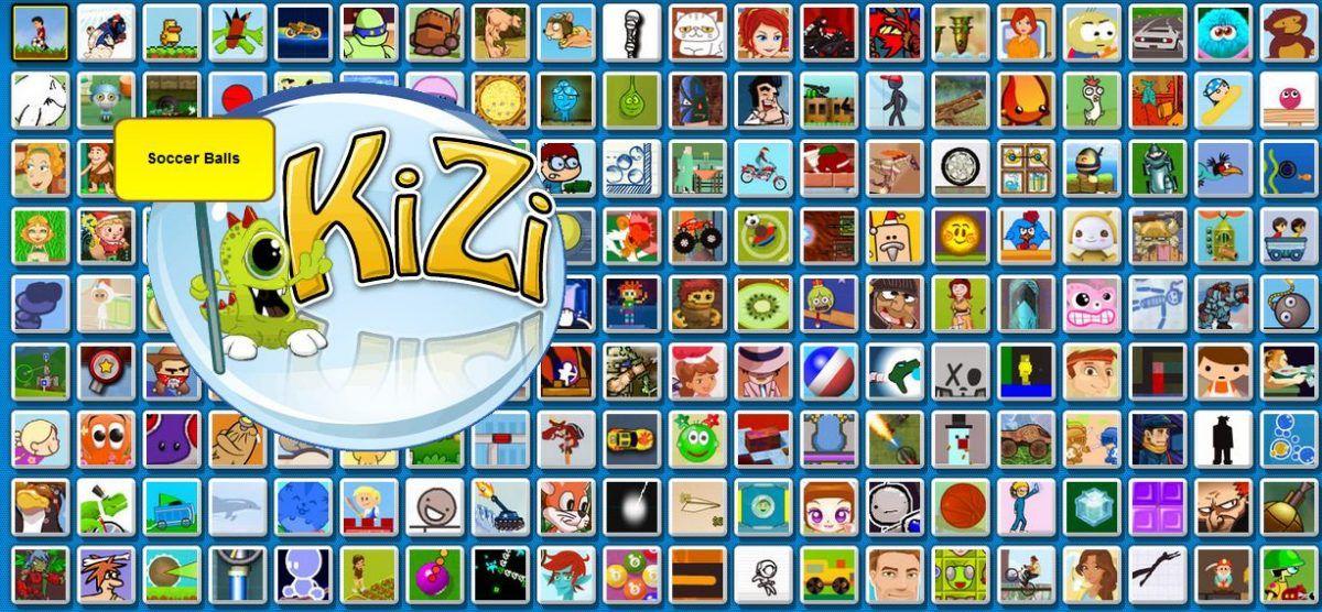 KiZi, la alternativa a Friv - Electrorincon