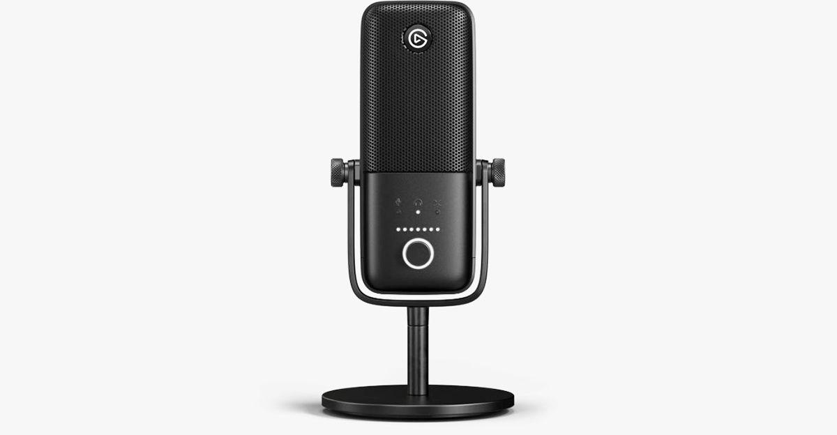 Los 5 mejores micrófonos de calidad para tu PC Elgato Wave3
