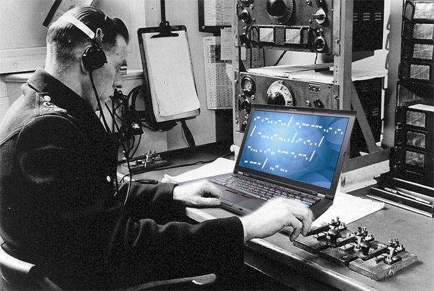 Malware por sonidos