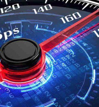 Medir velocidad Internet