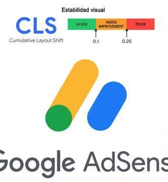 Mejorar el CLS usando Adsense