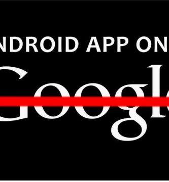 No hay google play