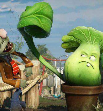 Plants vs Zombies GW