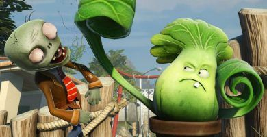 Plants vs Zombies GW