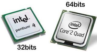 Procesador de 32 y 64 bits