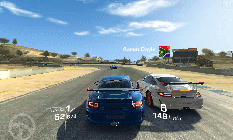 Real Racing 3 en Android