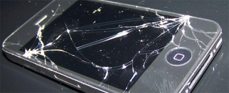 Smartphone chino roto