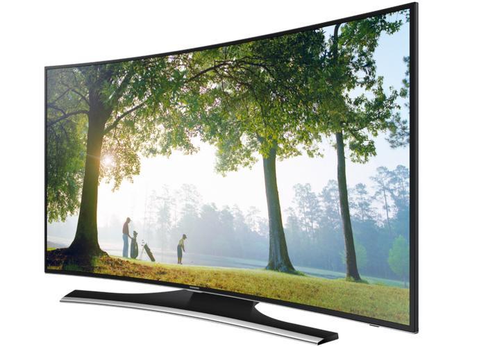 TV curvo Samsung