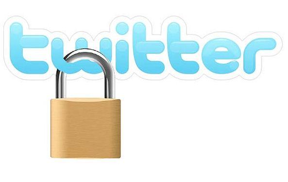 Twitter seguridad