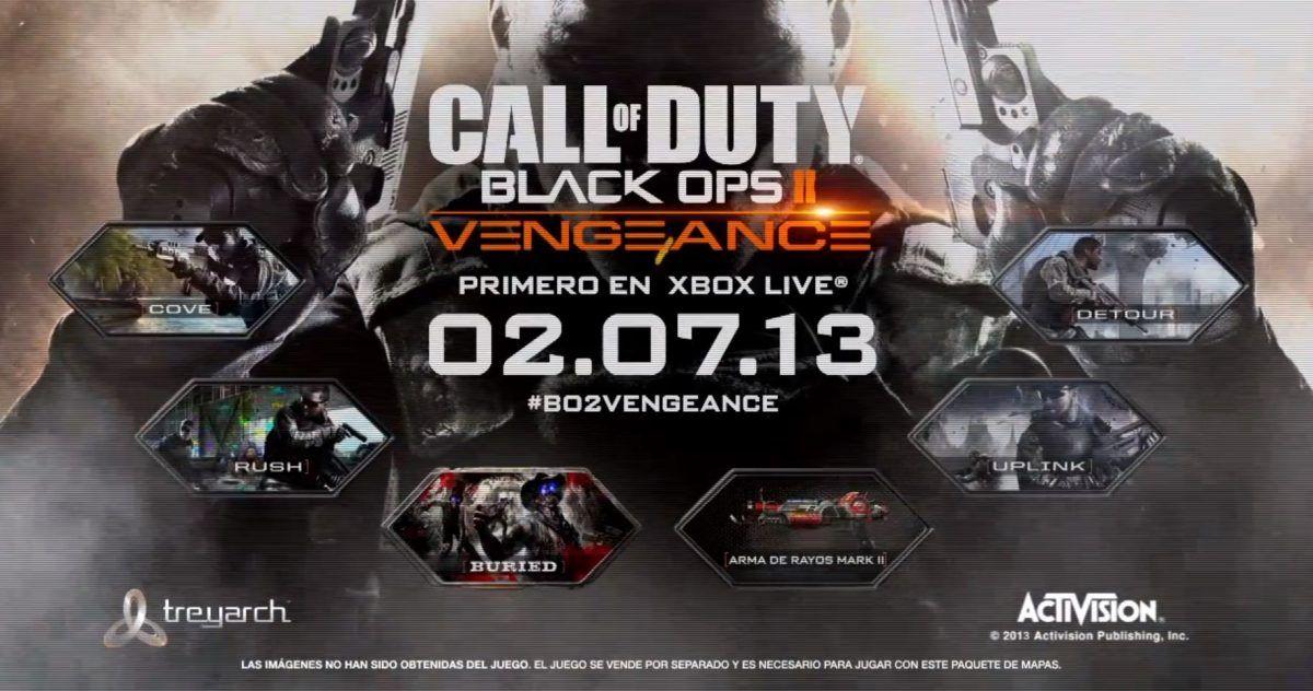 Vengeance DLC