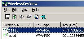 Ver clave WiFi del PC
