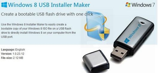 Windows 8 to USB