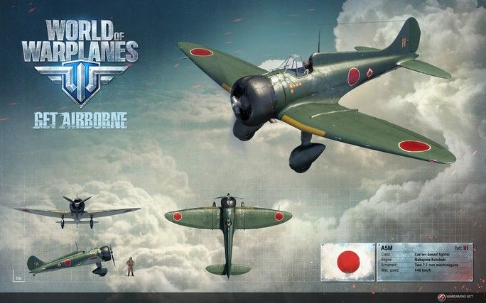 World of Warplanes - Get Airbone
