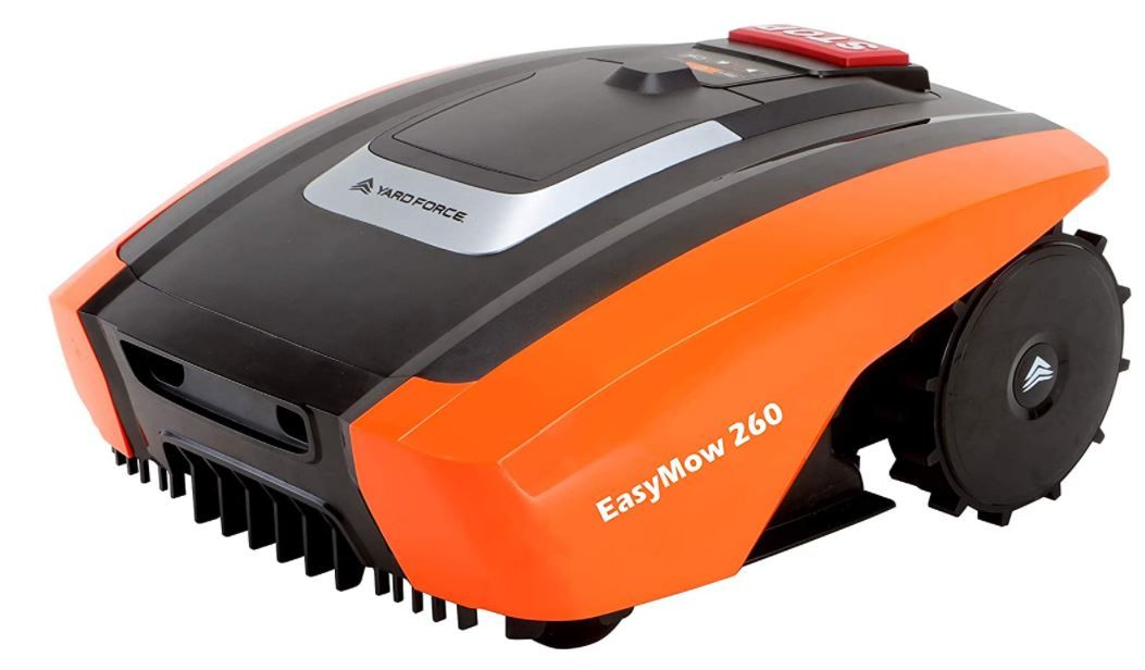 YARD FORCE EasyMow260 robot cortacesped
