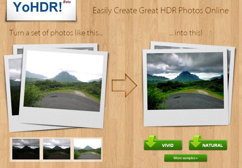 Hdr Online