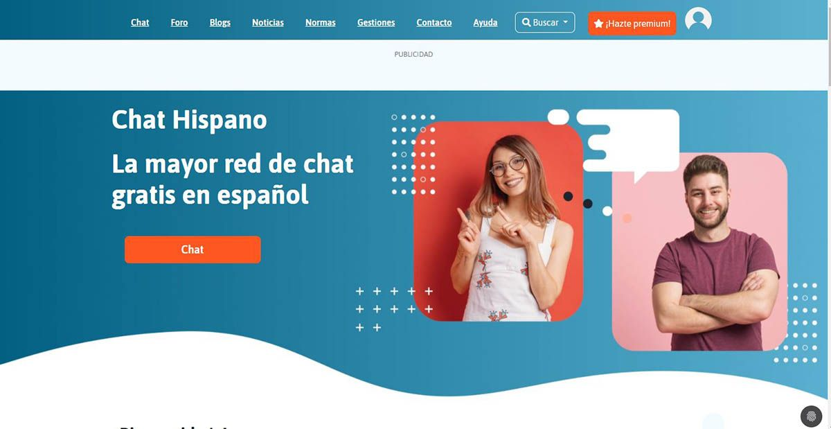 chat online gratis chathispano