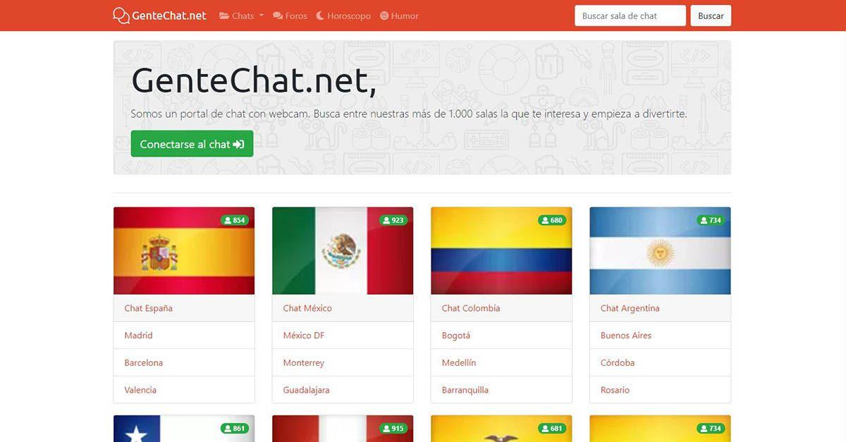 chat online gratis gentechat