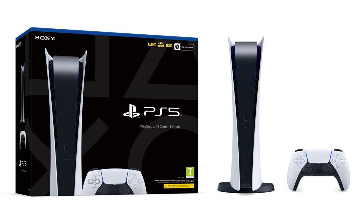 comprar PS5 en España interna