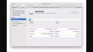 crear un pendrive compatible con Windows y Mac utilidad mac