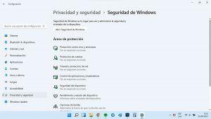 es necesario usar un antivirus en windows 10 - 11 seguridad opciones