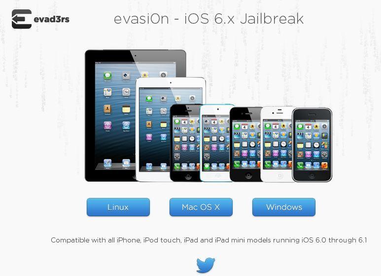 evasi0n, jailbreak de ios6