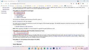 instalar ubuntu 21.04 en virtualbox descargar virtualbox