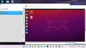 instalar ubuntu 21.04 en virtualbox instalar ubuntu listo