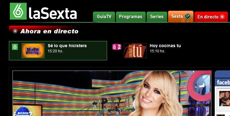 la SEXTA HD