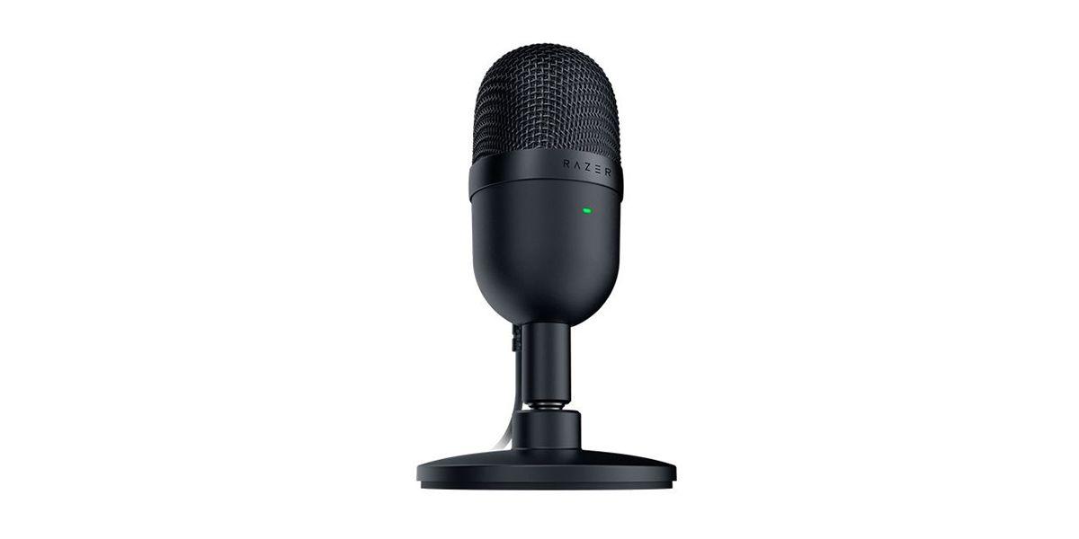 microfono para PC Razer Seiren Mini