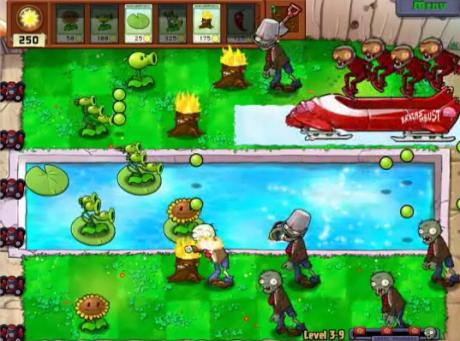 Plants Vs Zombies Online Gratis